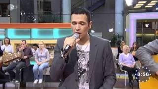 Dante Thomas -  LIVE @ ZDF-Morgenmagazin 28.07.2011