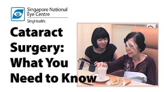 Cataract Surgery: What You Need to Know