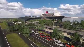 Full Steam Ahead for Brisbane International Cruise Terminal
