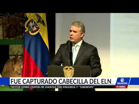 """Cayo alias """"El Perro"""", importante cabecilla del Eln en el Bajo Cauca antioqueño"""