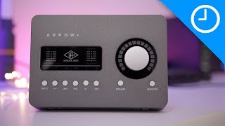 Impressions: UA Arrow bus-powered Thunderbolt 3 Audio interface! [9to5Mac]
