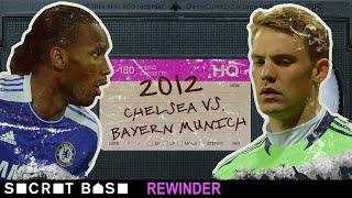 Didier Drogba's momentous final kick in Chelsea's 2012 Champions League run demands a deep rewind thumbnail