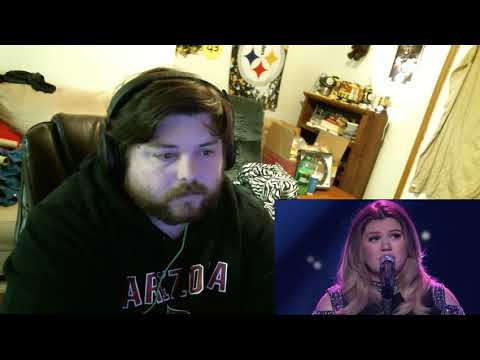 Kelly Clarkson - Piece By Piece / American Idol Reaction