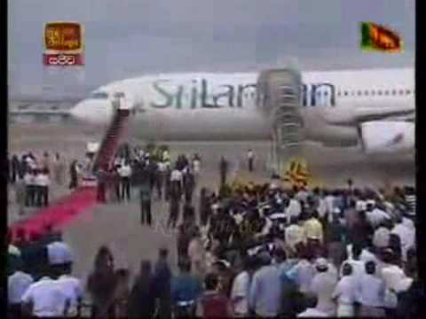 His Excellence President Mahinda Rajapaksha Arrived Sri Lanka - 2009-05-17 Mp3