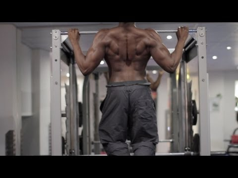 Video Benefits of Pull Ups (Watch in HD)