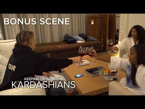KUWTK | Khloe Kardashian Freaks Over Denim Line Launch | E!