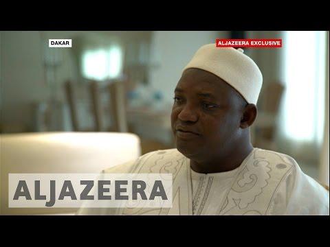 Exclusive: Al Jazeera interviews Gambia's new president Adama Barrow