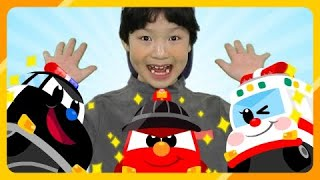 Car Wash Song ♪   It's Car Wash Time!   Kids Dance   Car Songs★TidiKids