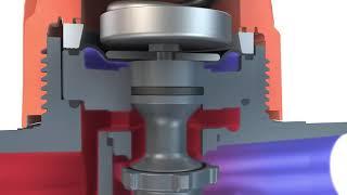 Предохранительные клапаны Тип 582 и 586 GF+
