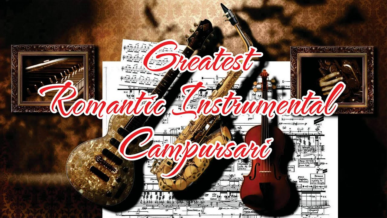 Greatest Romantic Instrumental Campursari  p1nkyy.blogspot.com  Instrumental Campursari Saxophone