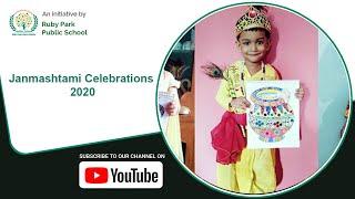 Janmashtami Celebration 2020 | Ruby Park Public School Thumbnail