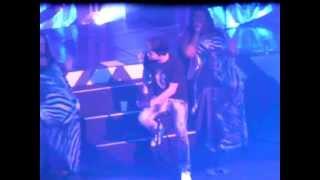 Adam Lambert - Broken English (Live in Seoul 2013)