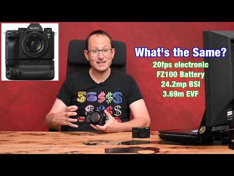 External Review Video Nt9AddBYXfc for Sony A9II (A9 Mark 2, ILCE-9M2) Full-Frame Mirrorless Camera