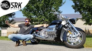 Why This Is The MOST UNIQUE Motorcycle EVER | Honda Valkyrie Rune