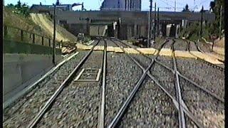 preview picture of video '1993.08.13. Bécs 64-es villamos (Wien Strassenbahn Linie 64) Meidling - Siebenhirten (Rösslergasse)'