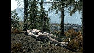 The Elder Scrolls V: Skyrim. Великаны-паралитики. Навык «Изменение».  Прохождение от SAFa