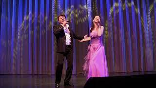 Для тебя песня  - Тройка мчится ( Sanie cu zurgalai ) -- Славич Мороз и Юлия Моргоева