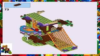 LEGO instructions - Friends - 41335 - Mia's Tree House