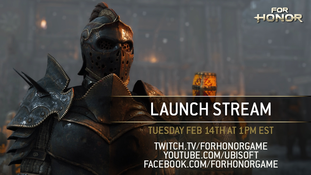 Here's What For Honor's Story Looks Like