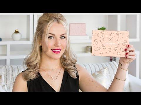 Get Ready With Me: February 2016 Birchbox with Juliette