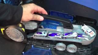 Hot Wheels AcceleRacers Drone Sweeper