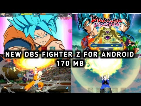 Dragon Ball Z : Fury Fighter Awaken ( EN ) - New Characters