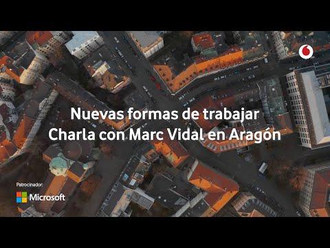 Resumen Charla con Marc Vidal sesión Aragón.