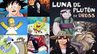 Mi libro Luna De Plutón | Los mejores | Parodia | DrossRotzank