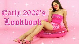 Wearing Early 2000's Fashion Trends Lookbook!