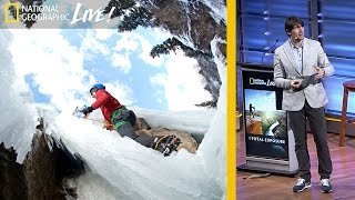 My Life As an Adventure Filmmaker and Photographer (Part 2) | Nat Geo Live thumbnail