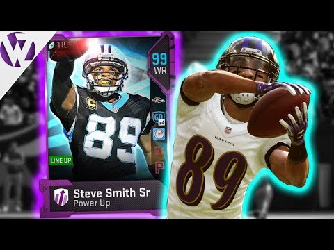 NFL PLAYOFF MASTER STEVE SMITH! – Madden 19 Gameplay