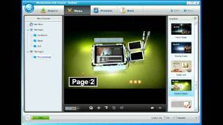 Wondershare DVD Creator for Windows Walkthrough