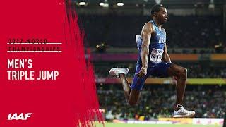 Men's Triple Jump Final   IAAF World Championships London 2017