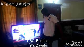 Justin Jay Freestyle On Dj Neptunes Ft Davido Demo Cover