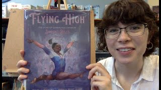 Virtual Story Time with Miss Abbey – Flying High: The Story of Gymnastics Champion Simone Biles