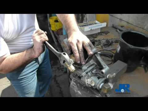 Instalación Filtro Secador WABCO AD-9 en Mack