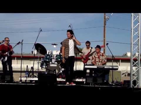 Student Bliss Humanitarian Festival UNLV w/Blue Rain Band