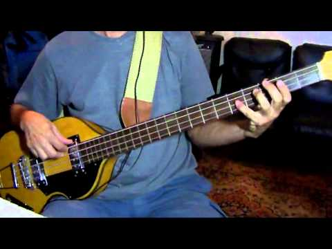 You Don't Have to Camp Around (Todd Rundgren) - Bass Cover