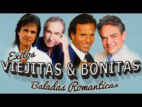 BALADAS ROMANTICAS, PERALES, JOSE JOSE, ROBERTO CARLOS, JULIO IGLESIAS EXITOS Sus Mejores Canciones