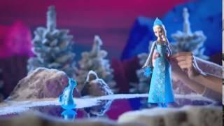 DISNEY FROZEN / LEDOVÉ KRÁLOVSTVÍ - Ice Power Elsa / Zmrazující Princezna Elsa - CGH15 - CZ
