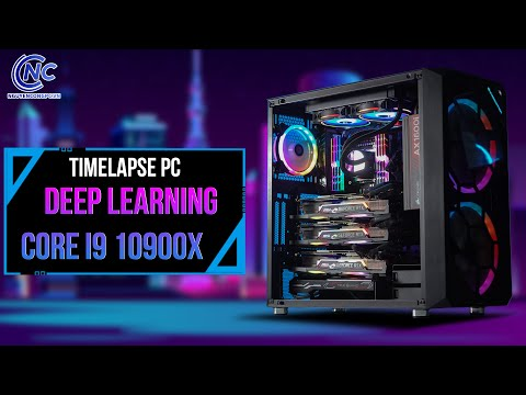 BUILD DEEP LEARNING (AI) I9 10900X - RTX2080Ti - RAM128GB