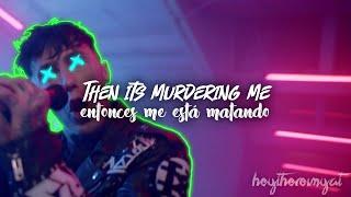 Drugs || Falling In Reverse (ft. Corey Taylor) || Lyrics || Español