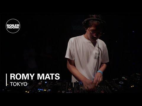 Romy Mats | Boiler Room Tokyo | DJ Set