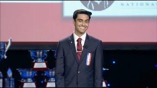 """Haris Hosseini - NSDA 2019 Original Oratory National Champion - """"Simply Put"""""""