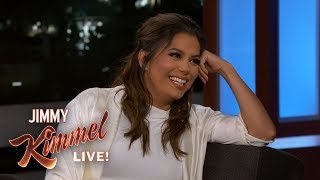 Eva Longoria on Pregnancy, Delivery Plans & Desperate Housewives Reboot - Video Youtube
