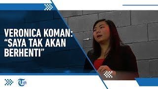 Jadi DPO, Veronica Koman Malah Muncul di Televisi, Akui Tak akan Berhenti Meski Diminta Orangtua