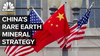 Why Chinas Control Of Rare Earth Minerals Threatens The United States