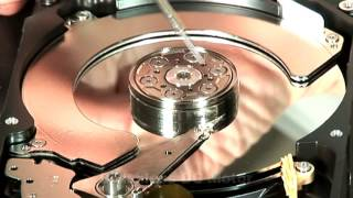 How a Hard Disk Drive Works