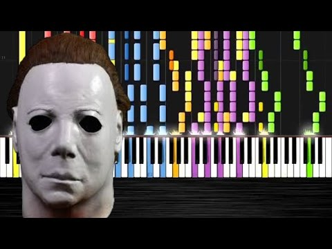 impossible remix halloween theme song john carpenter piano cover
