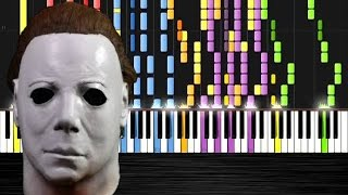 IMPOSSIBLE REMIX - Halloween Theme Song - John Carpenter - Piano Cover